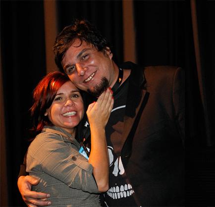 Claudia Priscillaand & Kiko Goifman