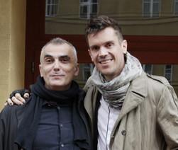 Pasquale Plastino & Stéphane Riethauser