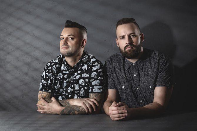 Roman Chimienti & Tyler Jensen
